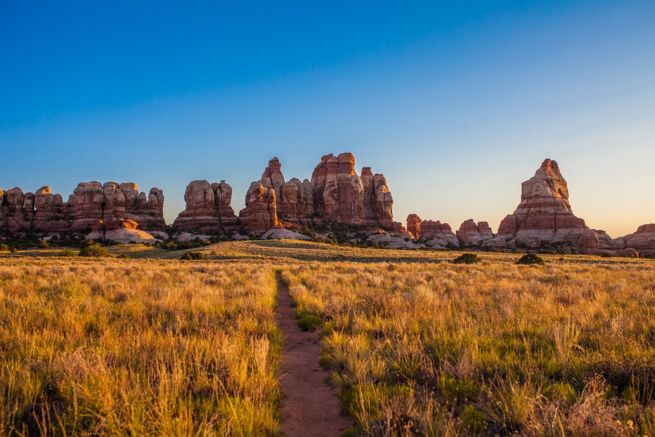 Chesler Park area, Canyolands Needles District