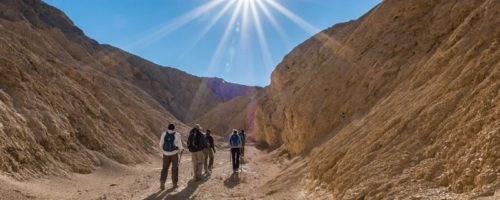 Guided Death Valley National Park Backpacking Trip
