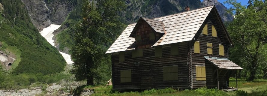 Wood home enchanted valley