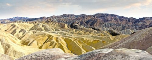 Golden Canyon Trailhead