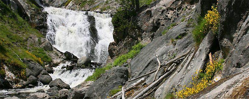 Mystic waterfall