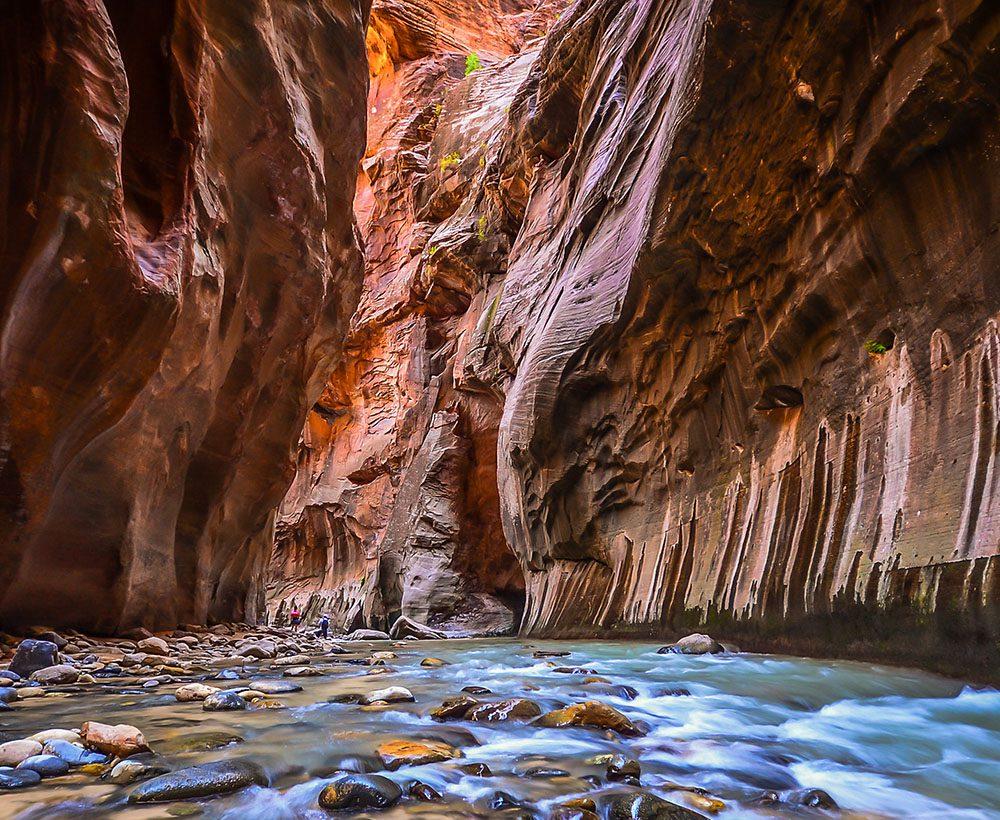 Stream in Utah