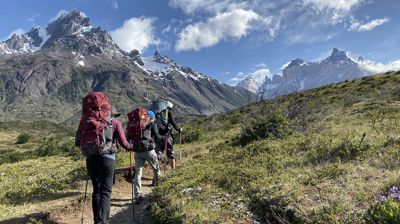 Backpacking For Beginners Wildland Trekking
