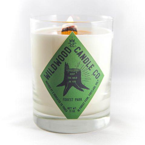 wildwood candle co candle