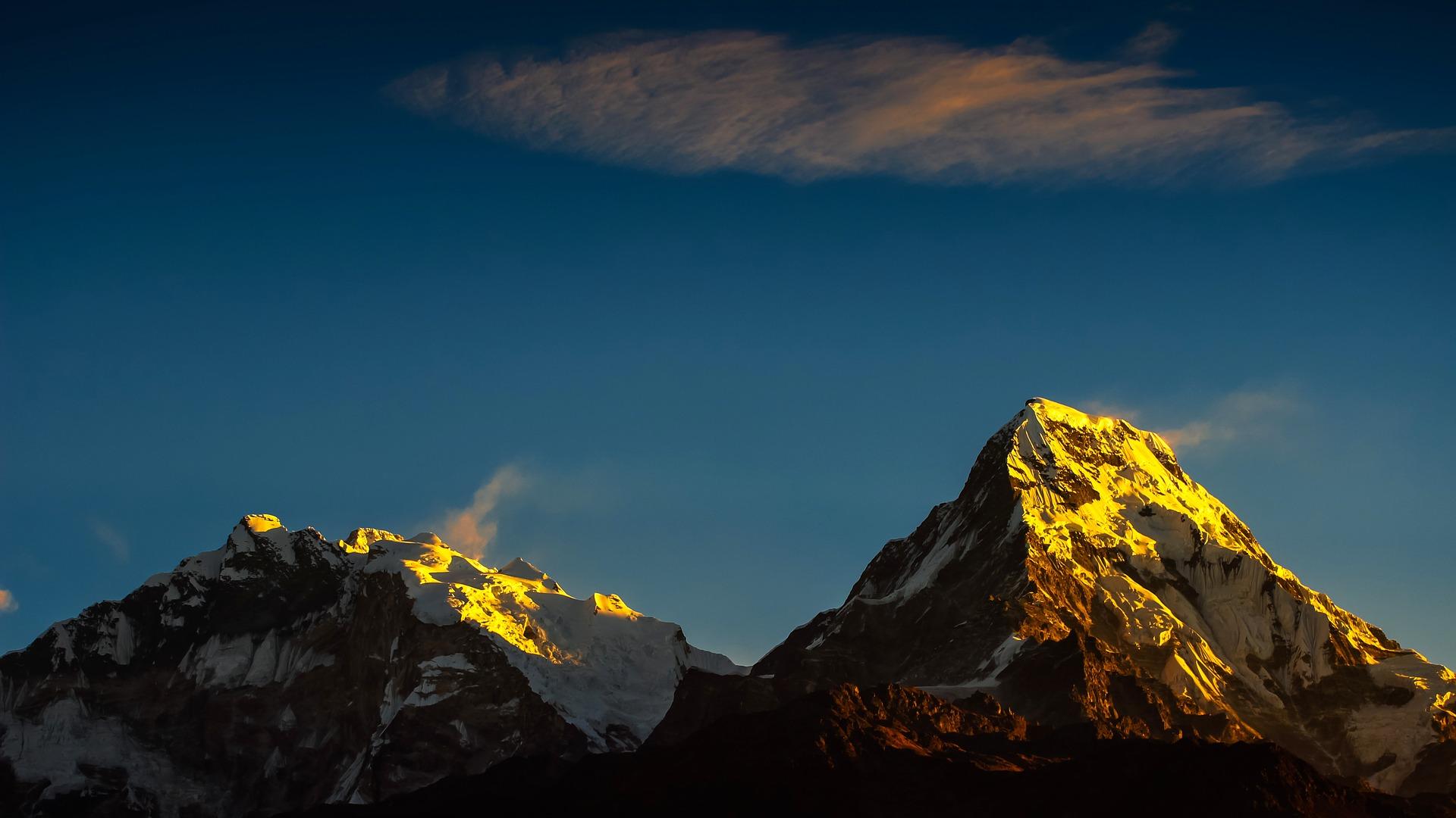 Annapurna Himalaya
