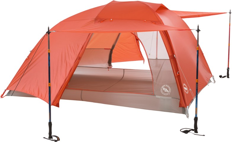 Copper Spur Big Agnes Tent backpacking gear