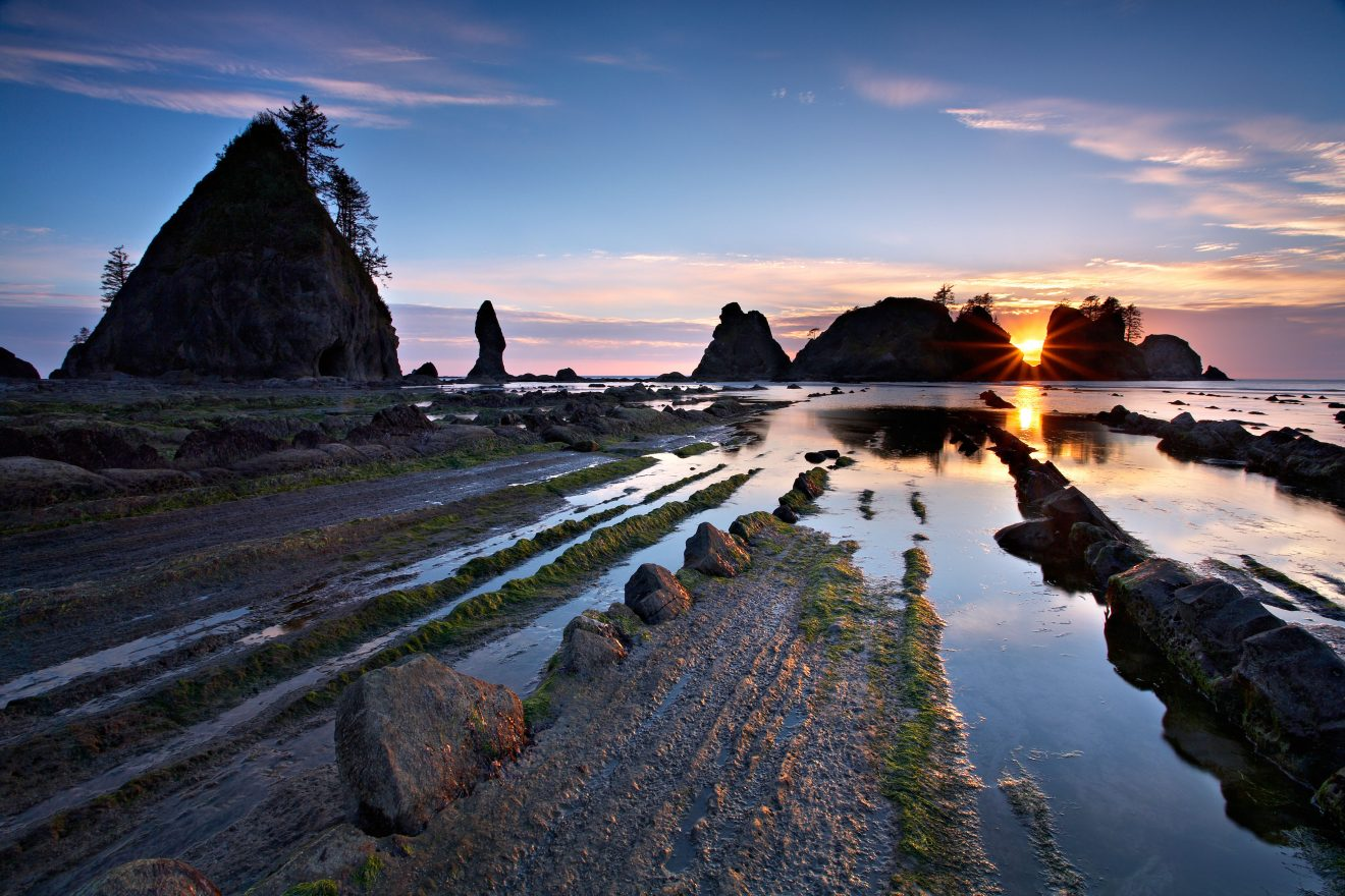 Point of Arches, Olympic National Park