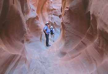Escalante Basecamp Tour Difficulty Pic2