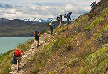 Torres del Paine Circuit Trek Difficulty Pic