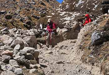 Salkantay Difficulty Pic2