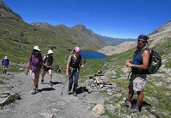 Southern Alps Trek Trek Difficulty Pic