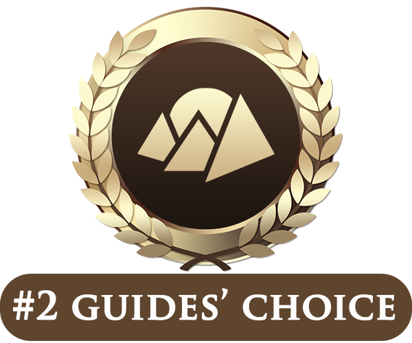Guides Choice 2 Award