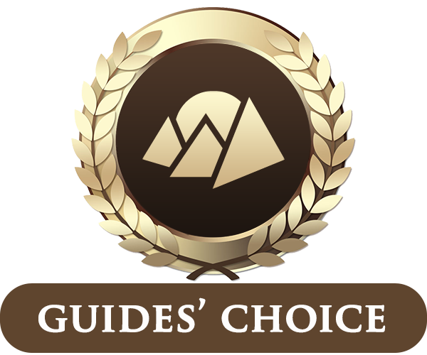 Guides Choice Award
