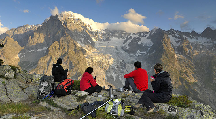 Alps Hiking Tours