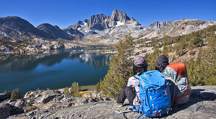 Eastern Sierra Backpacking Trips