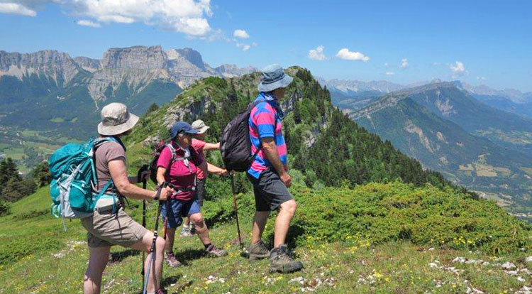 French Alps Hiking Tours