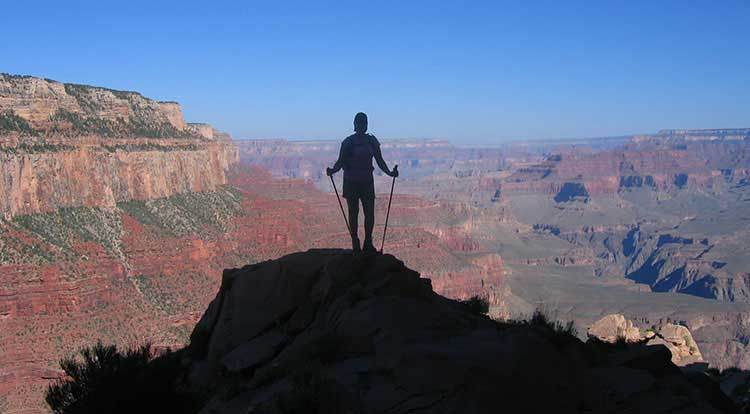 Grand Canyon Hiking Tours and Backpacking Trips