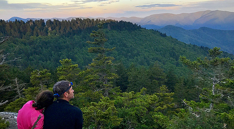 Smoky Mountains Backpacking Trips