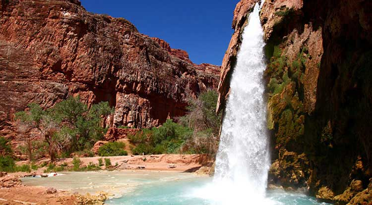 Havasupai Hiking and Camping Tours