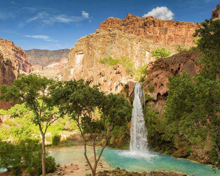Havasu Falls Hiking Tours