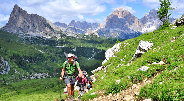 Italian Alps Hiking Tours