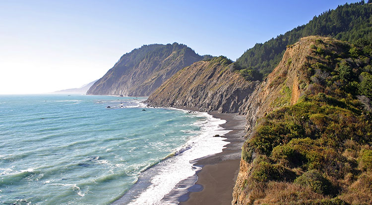 Lost Coast Backpacking Trips