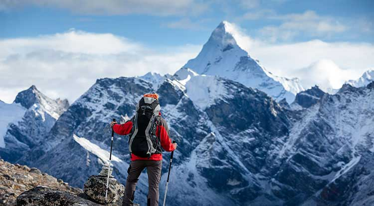 Nepal Himalaya Hiking Tours