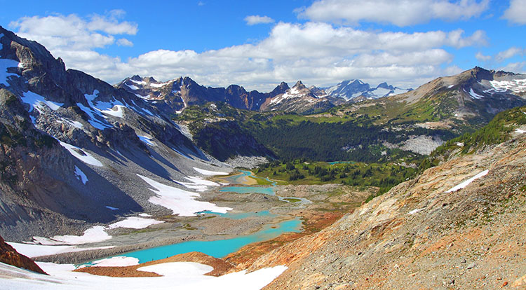 North Cascades Hiking Tours