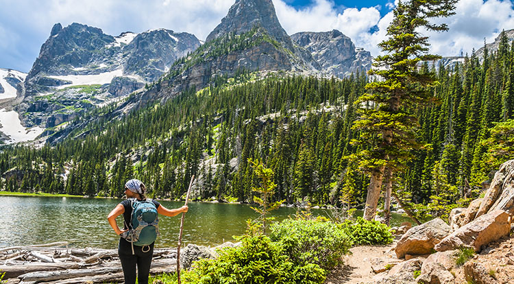 Rocky Mountain National Park Hiking Tours and Backpacking Trips