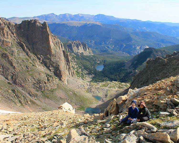 Colorado Hiking and Backpacking Tours