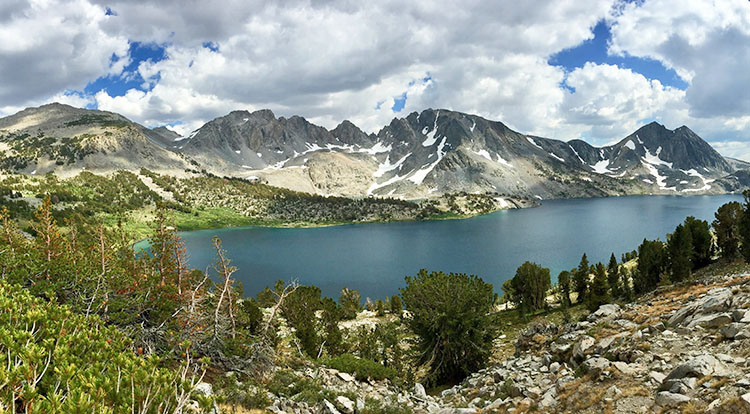 Sierra Nevada Backpacking Trips