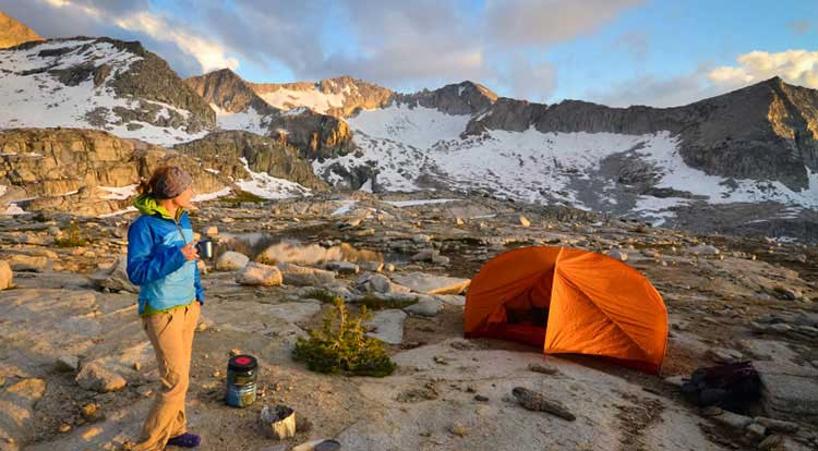 California Hiking Tours and Backpacking Trips