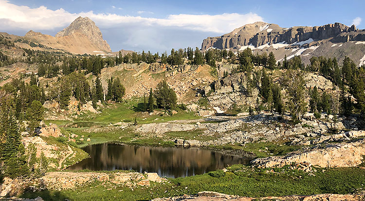Tetons Hiking Guides