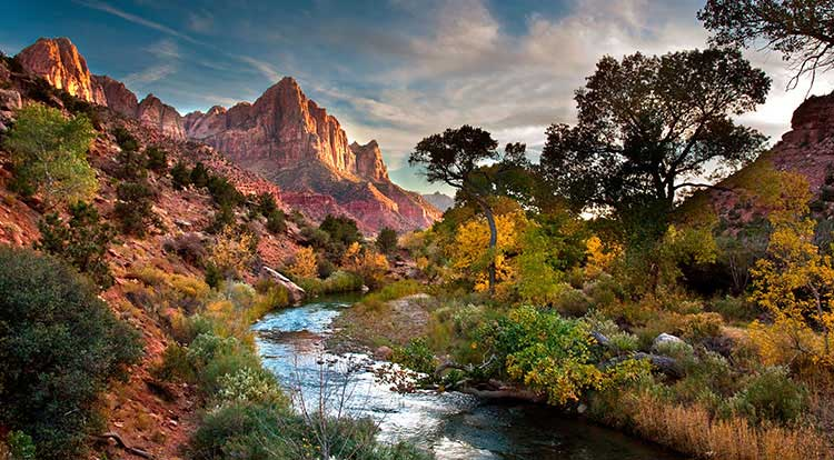 Zion, Bryce and Escalante Hiking Tours and Backpacking Trips