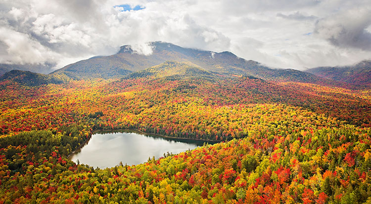Vermont Hiking Tour