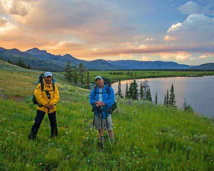 Yellowstone Hiking and Backpacking Tours