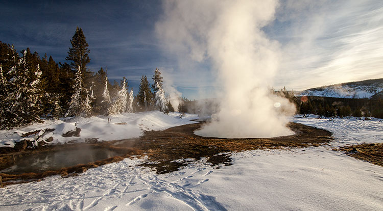Yellowstone Hiking Tours and Backpacking Trips