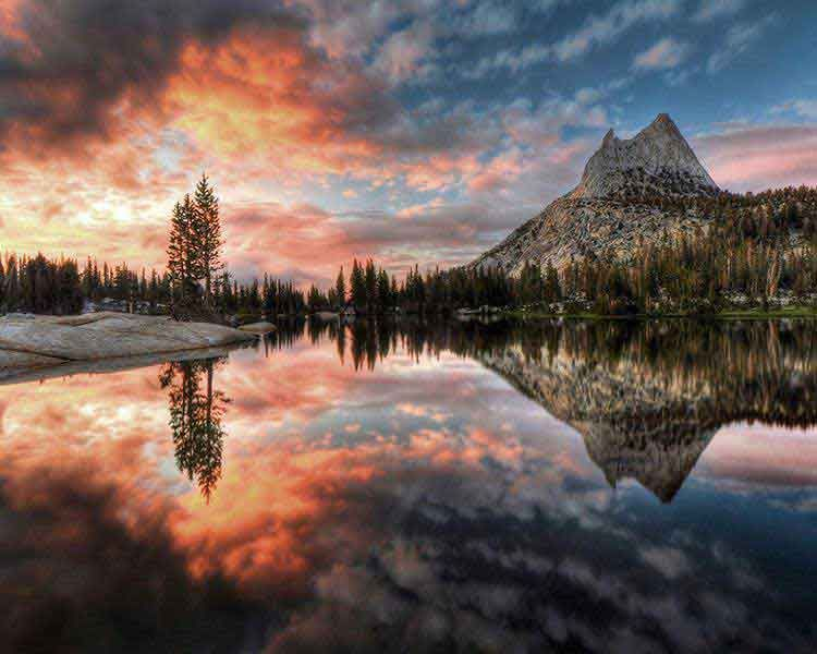 Yosemite Hiking and Backpacking Tours