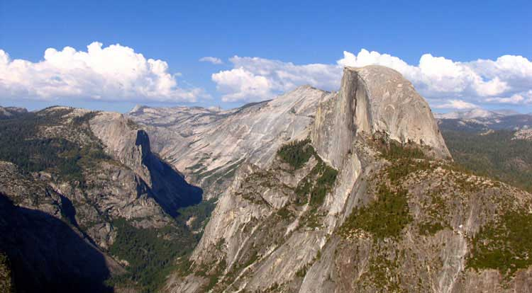 Yosemite Hiking Tours and Backpacking Trips
