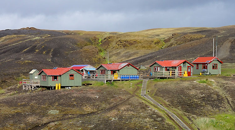 Iceland Mountain Huts