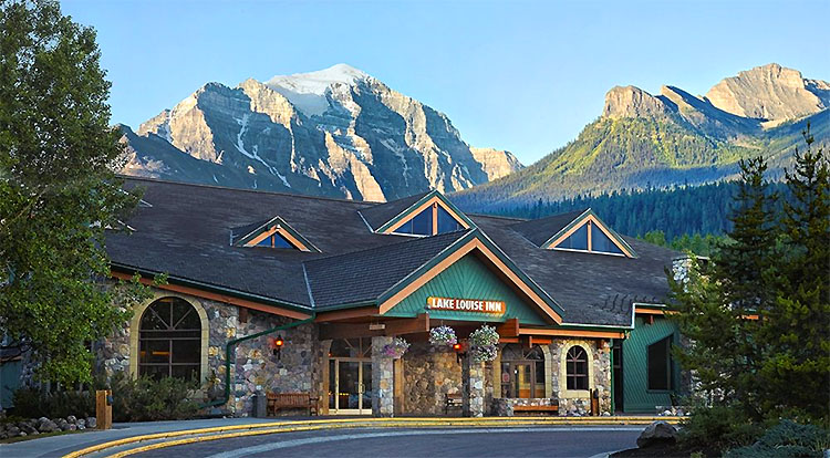 Lake Louise Lodge