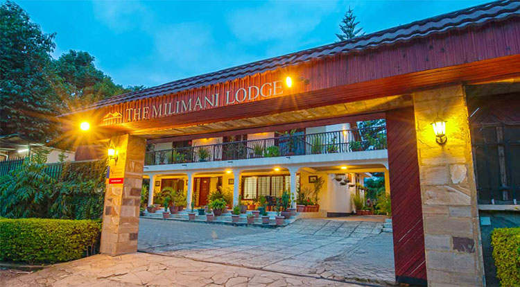 Millimani Lodge
