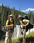 Yellowstone hiking tour company