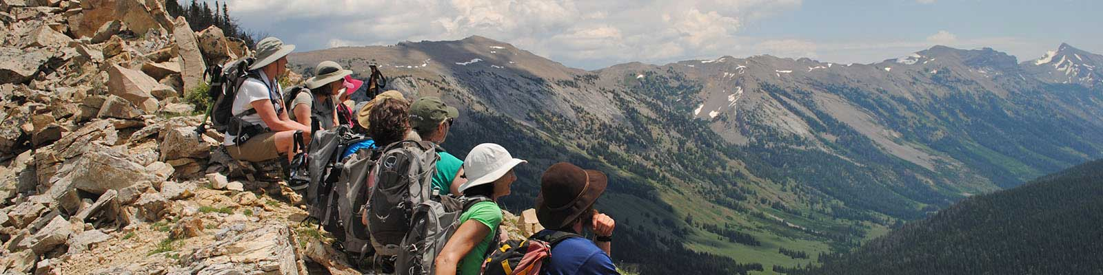Over the Next Ridge: Yellowstone and Beyond