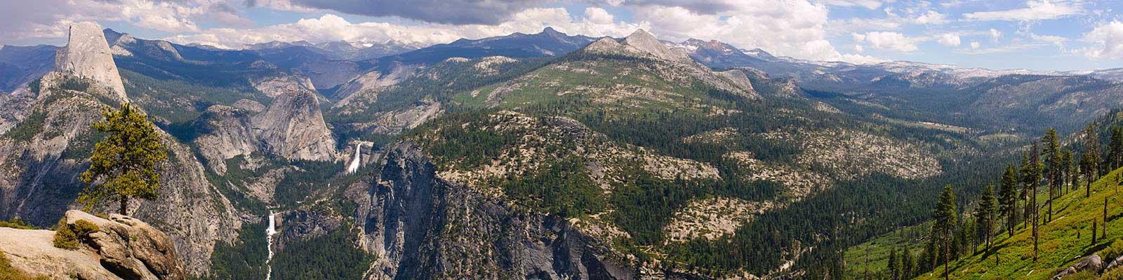 Yosemite Day Hike Tours, Yosemite Hiking Guides | Wildland Trekking