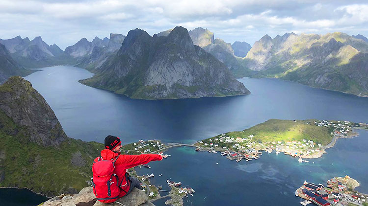 Lofoten Islands Inn-based Hiking Tour