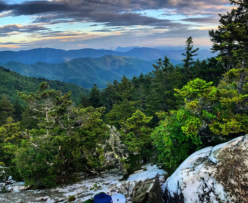Blue Ridge Backpacking Trips