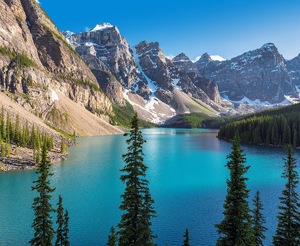 Canadian Rockies Hiking Tours