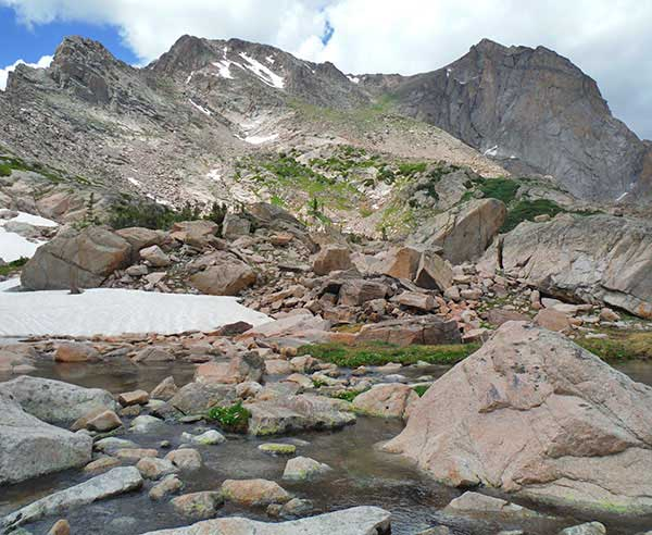Basecamp Rocky Mountain Hiking Tour