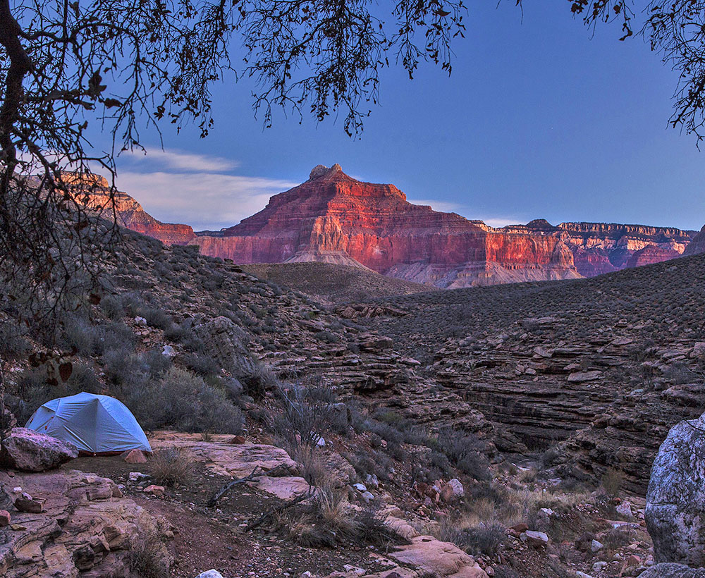 Grand Canyon Backpacking Trips